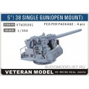 "5""/ 38 SINGLE GUN(OPEN MOUNT)"