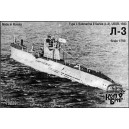 Подводная лодка Л-3, II серия, 1933г