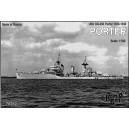 USS Porter DD-356, 1936-40г