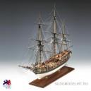 Модель корабля HMS FLY, 1776 год
