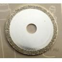 Фреза дисковая по металлу диаметром 50 мм