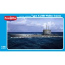 Подводная лодка тип XVIIB