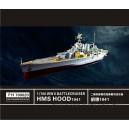 WW II   RN Battle Cruiser / HMS Hood 1941(For Trumpeter05740)