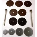 Набор дисков и фрез