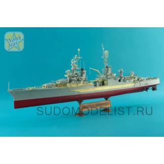 Набор фототравления для USS Indianapolis