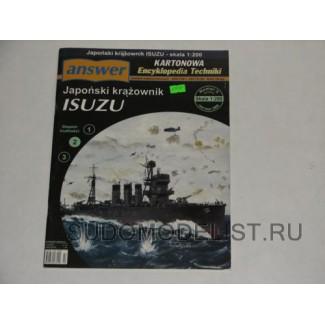 Японский Крейсер ПВО Isuzu