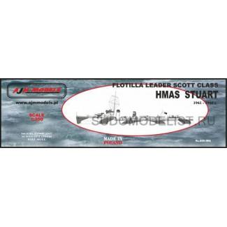 HMAS Stuart 1941-1942