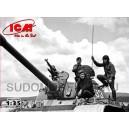 Советский танковый экипаж (1979-1988)