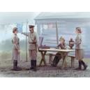 Советские женщины-военнослужащие