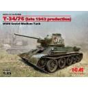 T-34/76 1943г(ранний)